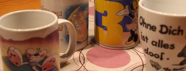 Gute Laune Tassen