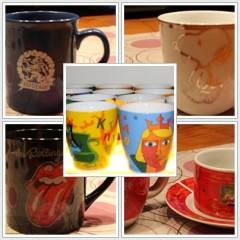 Blogparade: Lieblingstasse oder wie viele Tassen braucht der Mensch?
