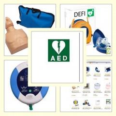 AED-Defibrillator vom Lebensmitteldiscounter