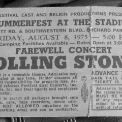 The Rolling Stones CountDown: noch 75 Tage