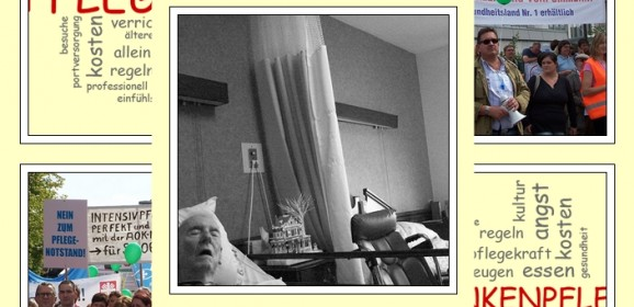 Pflegekräfte Mangelware