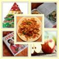 Putenbrust und Salat