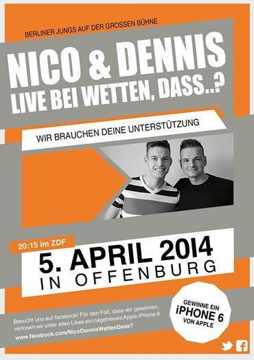 Nico und Dennis