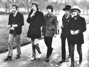 Rolling Stones in den 60 zigern