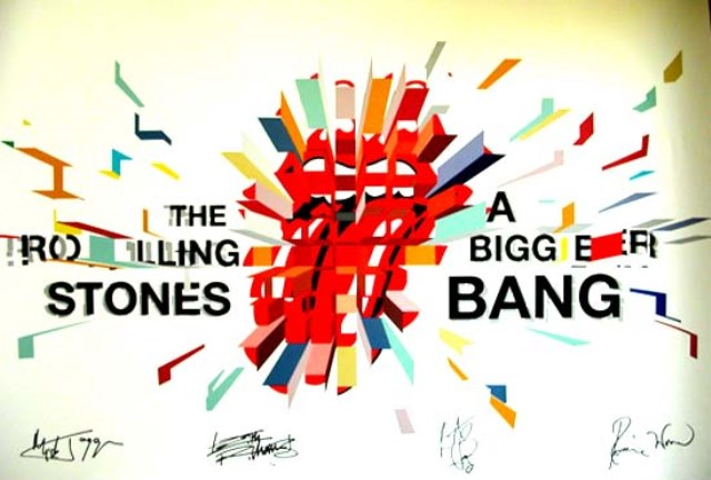 The Rolling Stones Countdown Noch 20 Tage Melauwe