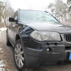 Abenteuer BMW X3 Status nach: km 348