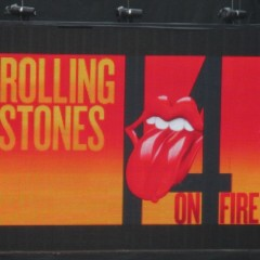 The Rolling Stones CountDown: 14 on Fire Tour