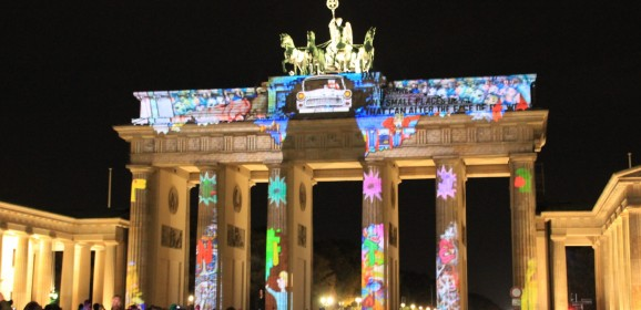 Aus dem Kiez: Festival of Lights 2015