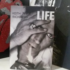 Gelesen: Keith Richards Life