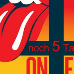 The Rolling Stones CountDown: noch 5 Tage