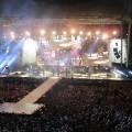 Rolling Stones Berliner Waldbuehne Konzert Ende