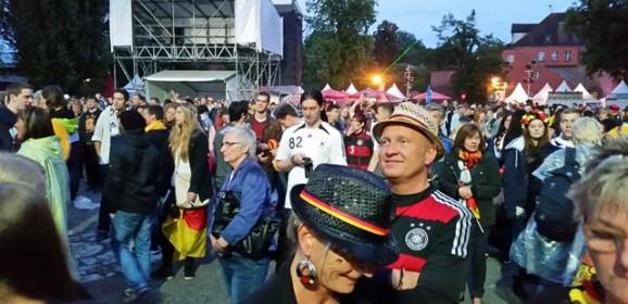 Blogparade: Wo habt Ihr die WM gesehen?